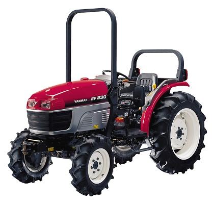 Foto de Tractores robustos y versátiles