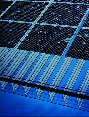 """Foto de """"Módulos solares en las paradas de bus"""""""