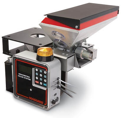 Foto de Dispositivo de carga para alimentador de aditivo gravimétrico