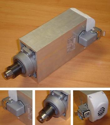 Foto de Motores de alta frecuencia