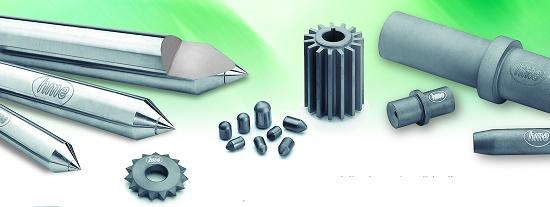 Foto de Unión de metal duro con acero