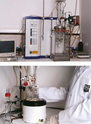 Foto de Optimización de procesos químicos
