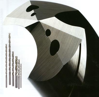 Foto de Brocas para el mecanizado de aleaciones de aluminio