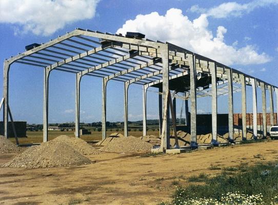 Foto de Estructuras de hormigón pretensado