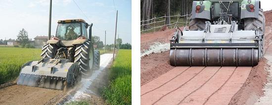 Foto de Estabilizadores de suelo