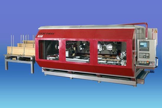Foto de Centro de mecanizado