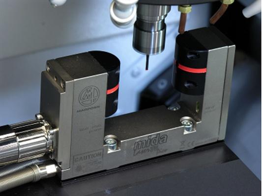 Foto de Sistema programable de medición de herramienta sin contacto