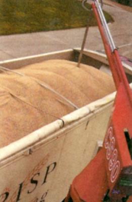 Foto de Control de calidad de sólidos a granel