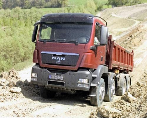 Foto de Vehículo industrial