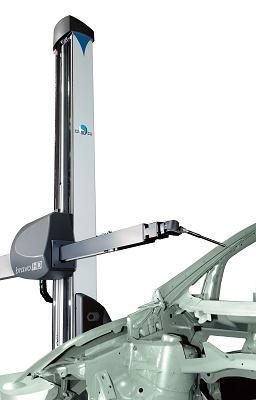 Foto de Máquina de medición de brazo horizontal