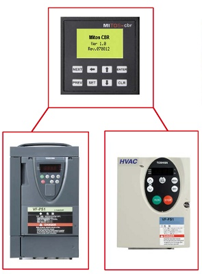 Foto de Control electrónico de grupos de presión