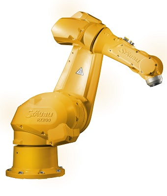 Foto de Robot para cargas pesadas