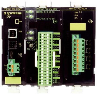 Foto de Sistema de seguridad modular programable