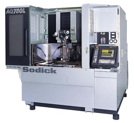 Foto de Electroerosión de hilo CNC