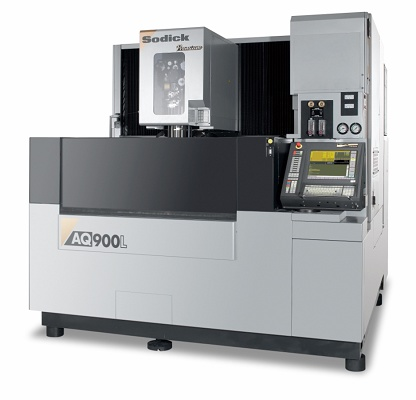Foto de Máquina de electroerosión de hilo CNC