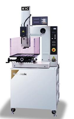 Foto de Máquina de microagujeros de alta velocidad