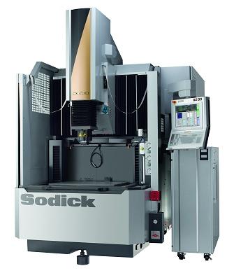 Foto de Electroerosión por penetración CNC