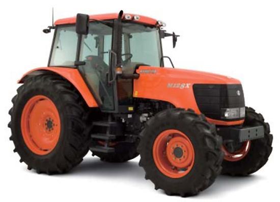 Foto de Tractores de hasta 134 CV de potencia