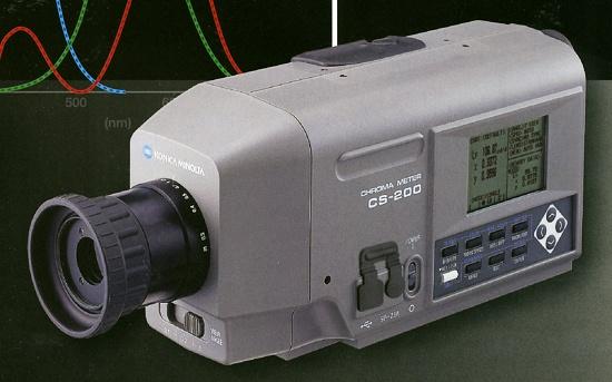 Foto de Colorímetro-luminancímetro a distancia