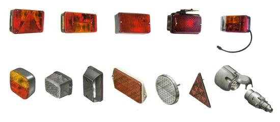 Foto de Accesorios eléctricos