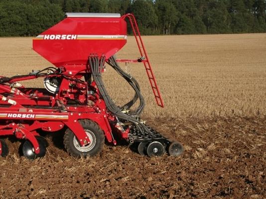 Foto de Equipo para la preparación intensiva del suelo