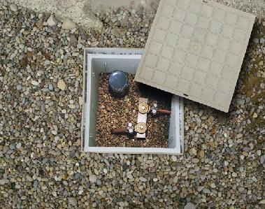 Foto de Puesta a tierra de electrodos