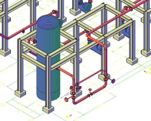 Foto de Programa de diseño de tuberías