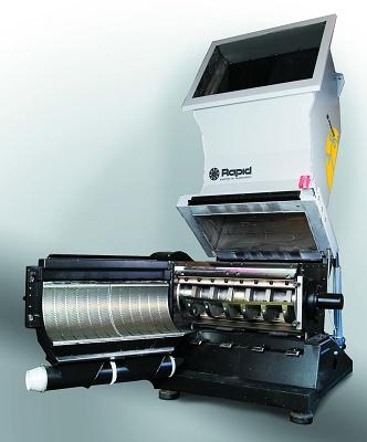 Foto de Molinos de trituración a pie de máquina