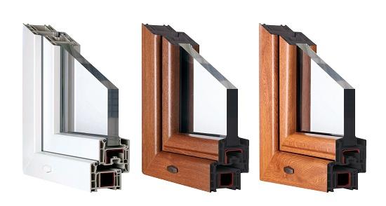 Perfiles para ventanas sl dj 70 mm materiales para la for Perfiles pvc para aberturas