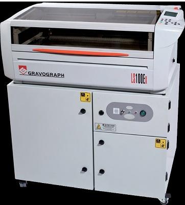 Foto de Máquina láser para grabado, marcaje y recorte