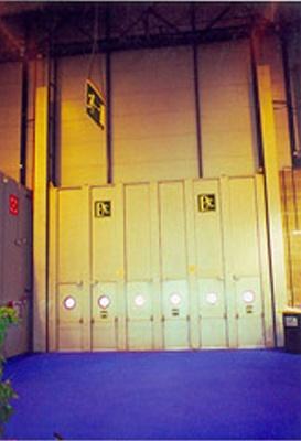 Foto de Puertas de guillotina