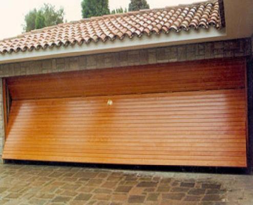 Foto de Puerta basculante estándar