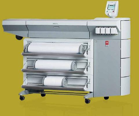 Foto de Plegadora práctica para impresora