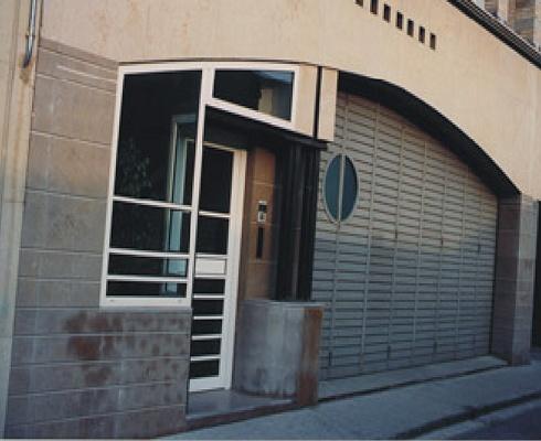 Foto de Puerta corredera de librillo