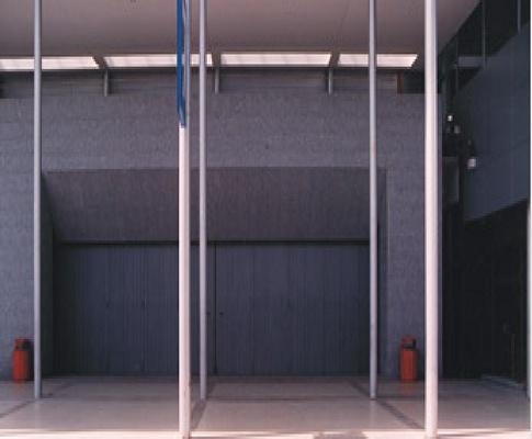 Foto de Puerta corredera de paneles