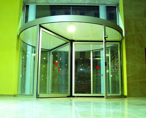 Foto de Puerta giratoria