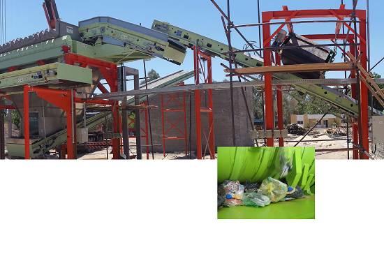 Foto de Procesadora de residuos adaptada a cada residuo