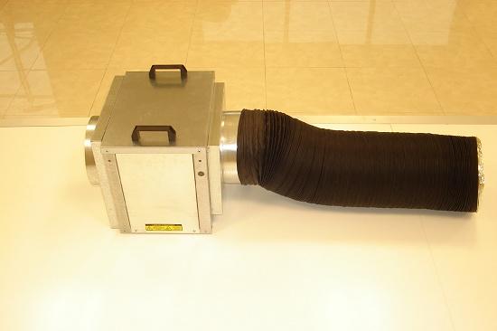 Foto de Cabina de extracción y ventilación