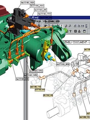 Foto de Versión actualizada del software de visualización de 3D