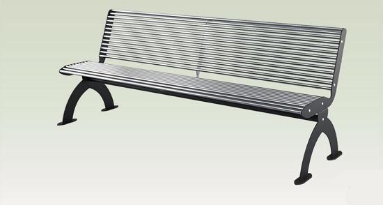 Foto de Banco de diseño cómodo