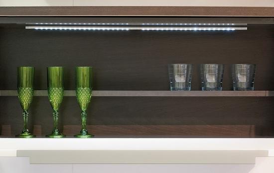 Foto de Aplique de tecnología LED