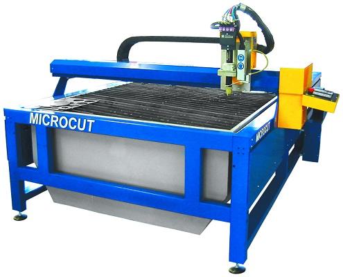 Foto de Máquina de corte por plasma a CNC