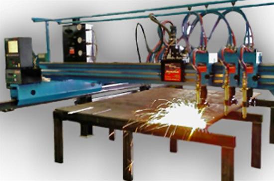 Foto de Máquina de oxicorte y de corte por plasma