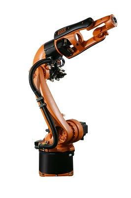 Foto de Robot para la soldadura