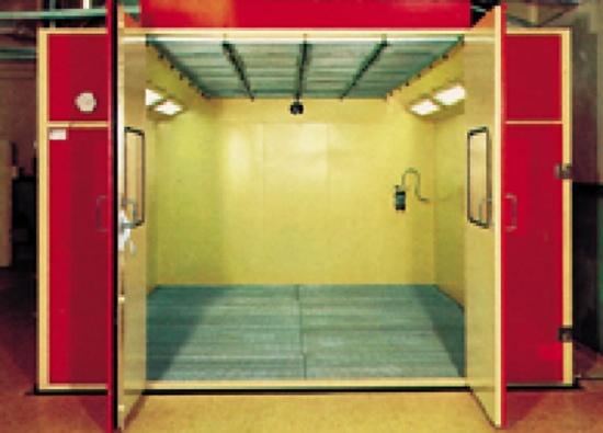 Foto de Instalaciones de pintado plastificado y acabado superficial