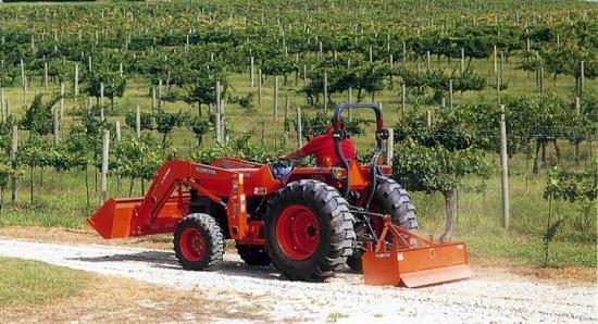 Foto de Tractor diésel
