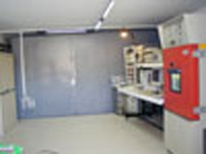 Foto de Laboratorio de ensayos