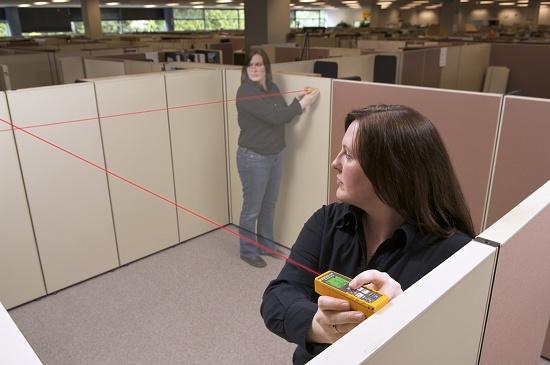 Foto de Medidores láser de distancia