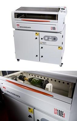 Foto de Sistema de grabado láser