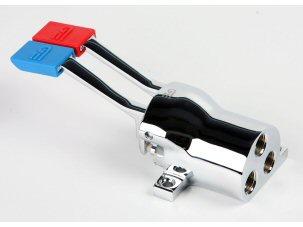 grifo horizontal de doble pedal genebre materiales para